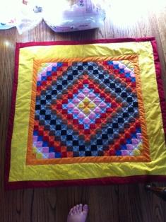 Michelle's baby quilt